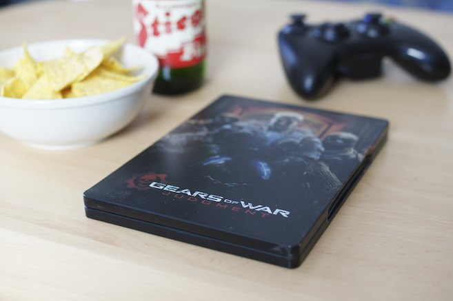 Gears of War: Judgment Steelcase