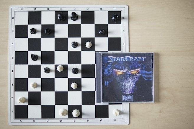 Balanced, Unbalanced, Perfectly Unbalanced - Schach und StarCraft