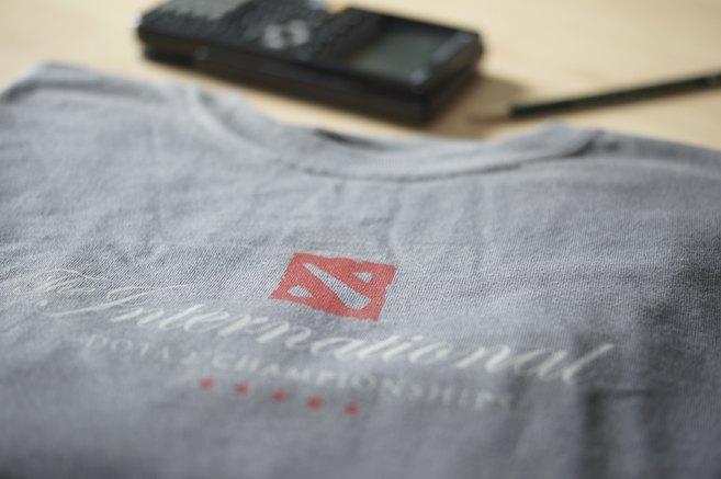 Balanced, Unbalanced, Perfectly Unbalanced - The International Dota 2 Championship T-Shirt