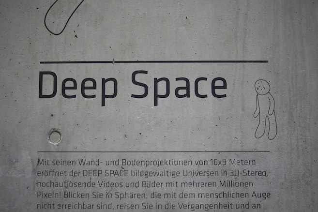 GameStage@AEC - Deep Space