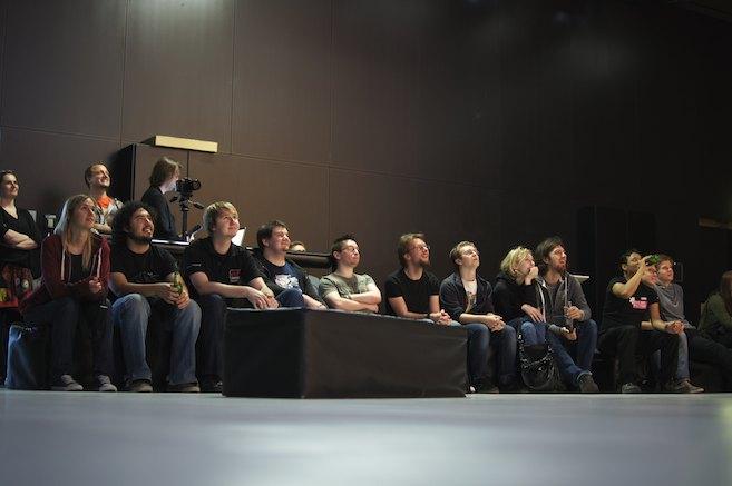 GameStage@AEC  - Publikum