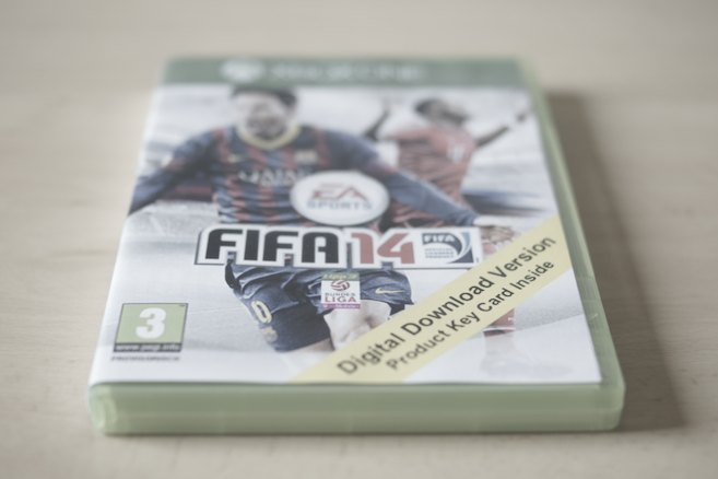 Playstation 4, Xbox One And Some Dirty Little Secrets - FIFA 14 Download Version