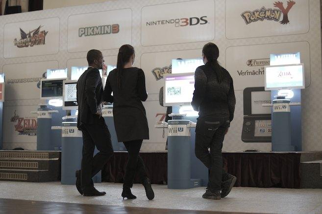 Game City 2013 - Nintendo