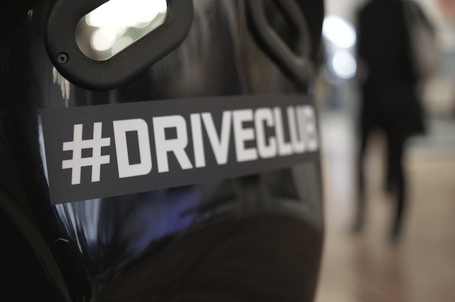 Game City 2013 - #DRIVECLUB