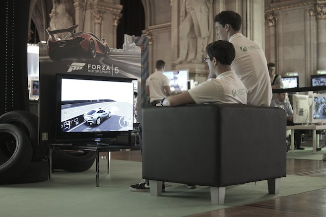 Game City 2013 - Forza Motorsport 5