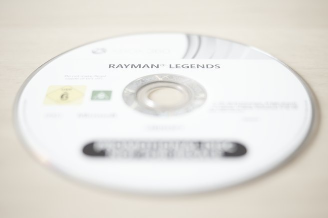 Rayman Legends - Xbox 360 Disc
