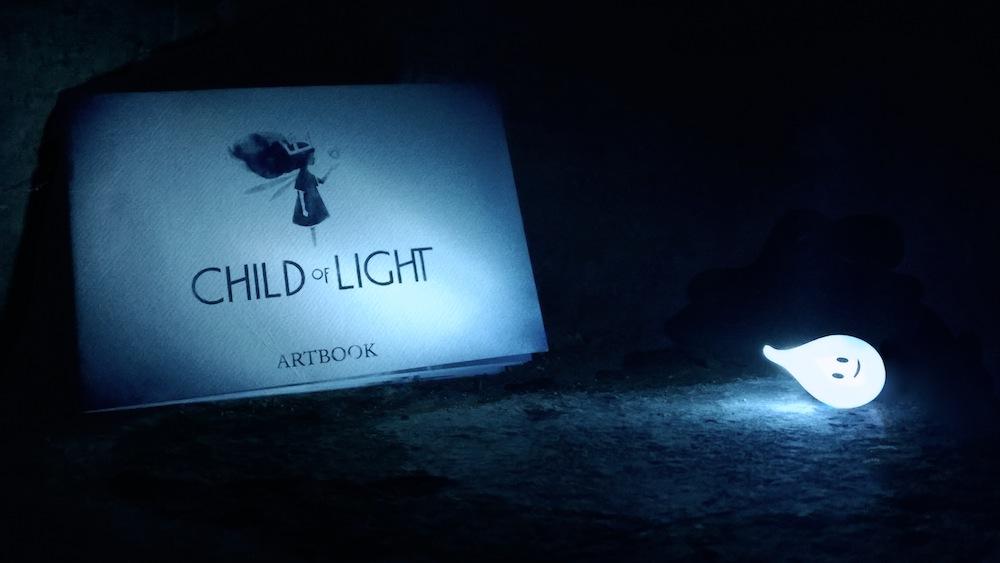 Child of Light - Dunkelheit