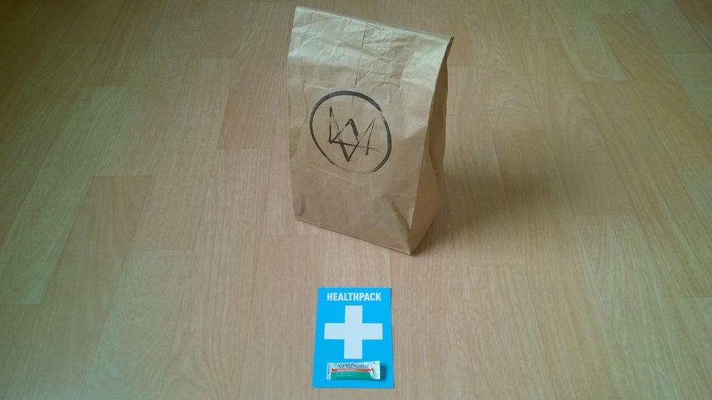 #WatchDogsVIE - Goodie Bag