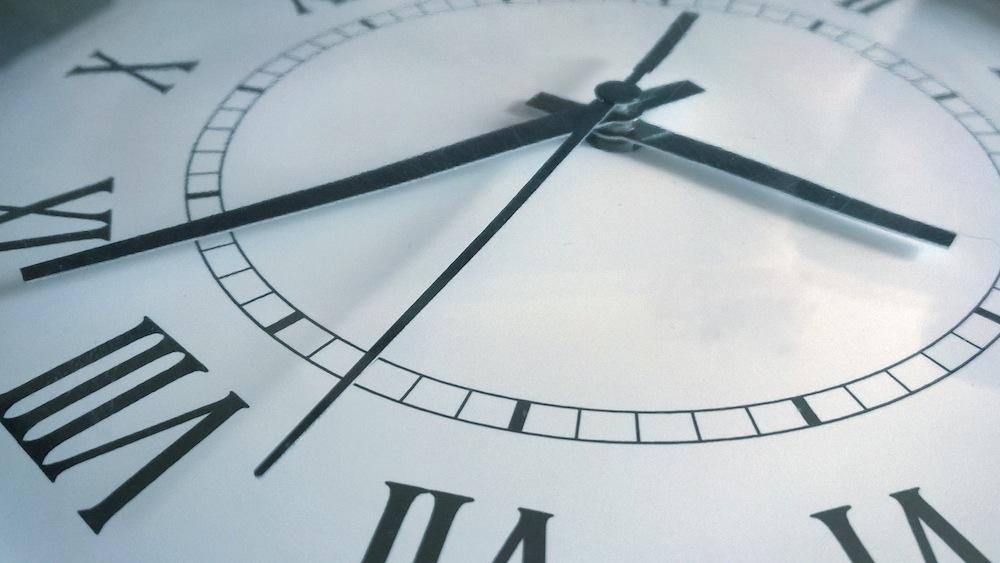 Time - Uhrzeit