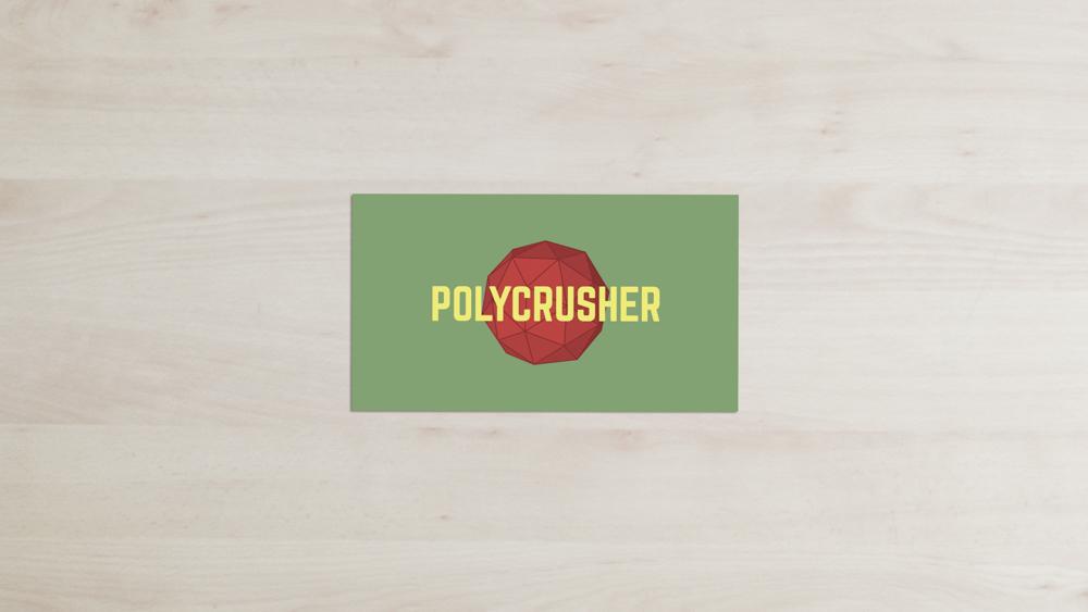 POLYCRUSHER - Logo