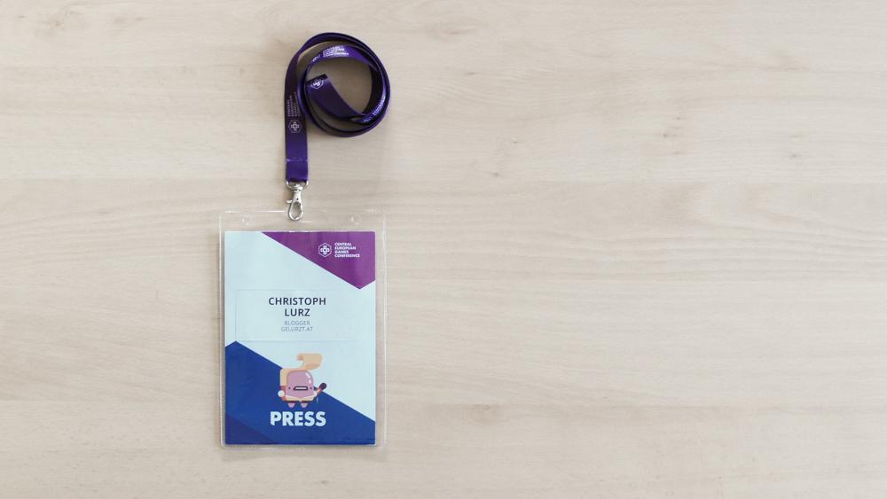 CEGC 2016 - Badge