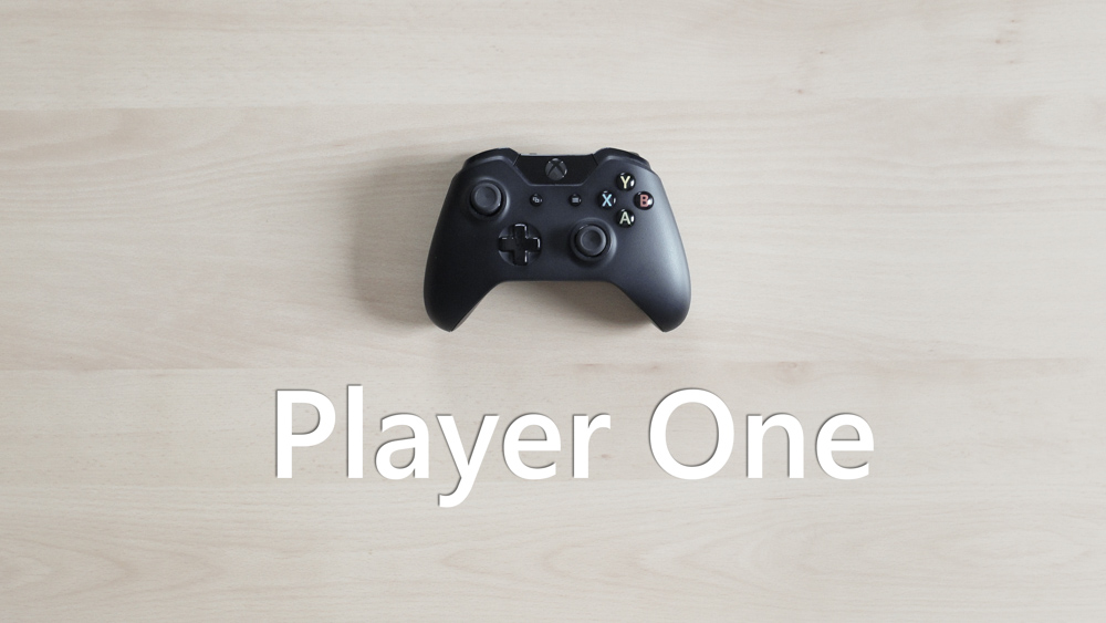 Player One - Controller