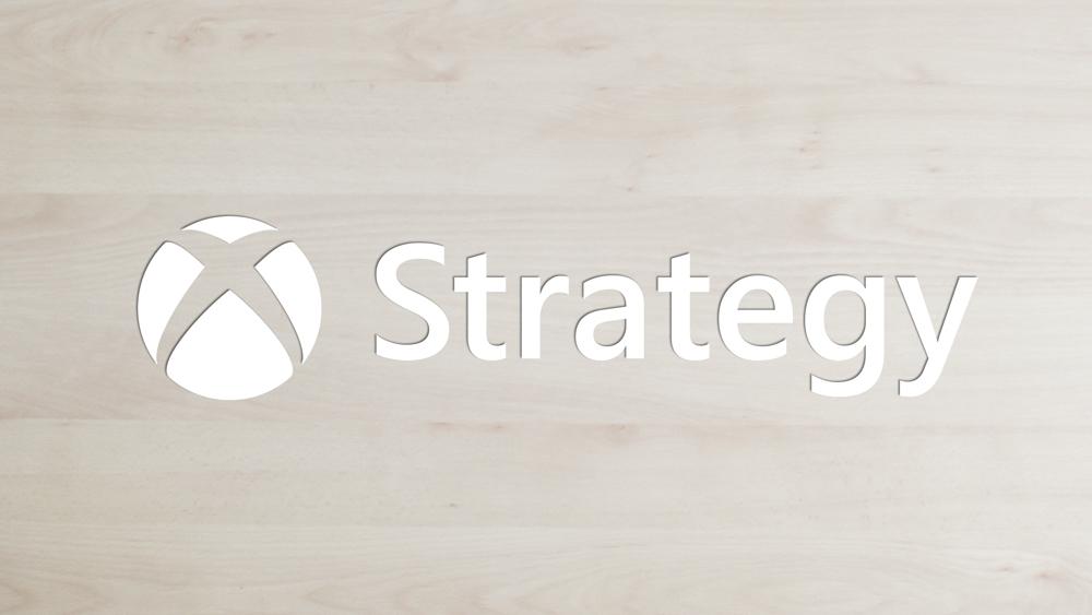 Microsoft's Xbox Strategy - Logo