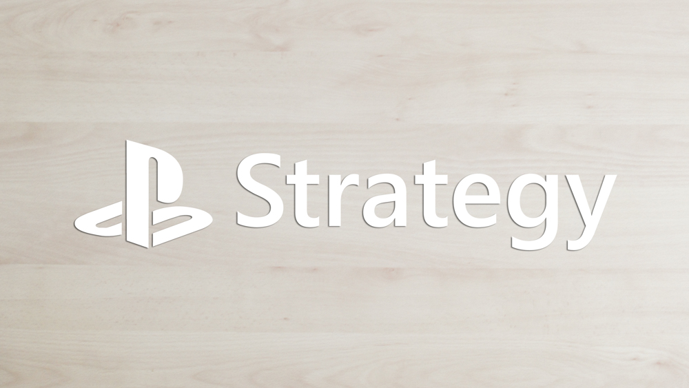 Sony's PlayStation Strategy - Logo