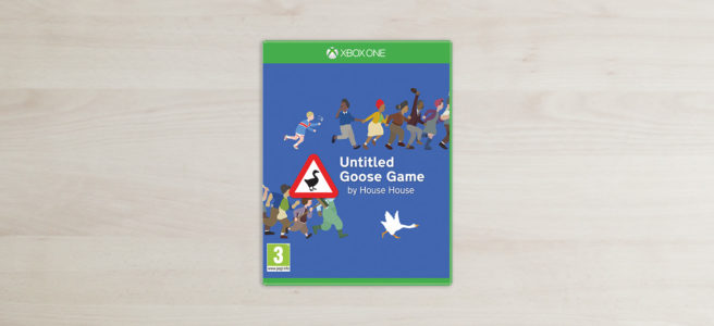Untitled Goose Game - Xbox One Packshot
