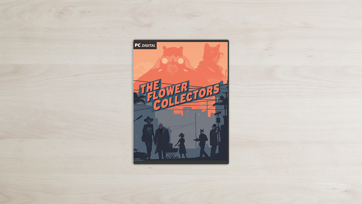 The Flower Collectors PC Packshot